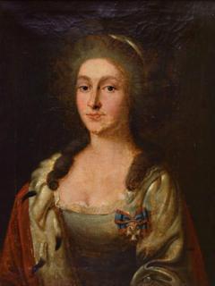 Princess Friederike of Hesse-Darmstadt Duchess of Mecklenburg-Strelitz