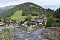 Außervillgraten - Mündung des Winkeltalbachs in den Villgratenbach.jpg