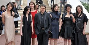 Beyond the Hills - Cast and crew at the 2012 Cannes Film Festival