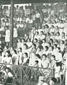 Audience ready to listen to Sukarno, Impressions of the Fight ... in Indonesia, p6.jpg