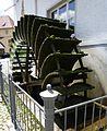 Aulendorf - Mühlrad der Herrenmühle 1606.jpg