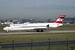 "Austrian Airlines McDonnell Douglas MD-87 (DC-9-87) OE-LMK ""St. Pölten"" (31660042606).jpg"