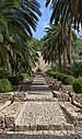 Avenida de palmeras - Jardines de Alfàbia.jpg