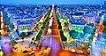 Avenue des Champs-Élysées en heure bleue.jpg