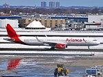 Avianca Central America Airbus A321-231(WL) N747AV taxiing at JFK Airport.jpg