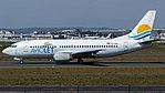 Aviolet Boeing 737-300 (YU-AND) at Frankfurt Airport.jpg