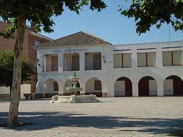 Torrejon De La Calzada Wikipedia La Enciclopedia Libre