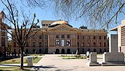 The Arizona State Capitol, which used to house the state legislature, is now a museum