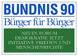 Alliance 90 organization