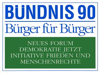 Alliance 90 - Alliance 90 logo