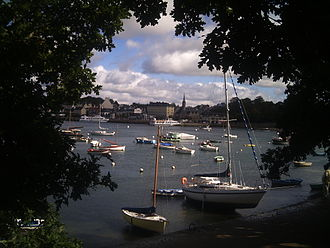 Bénodet - Bénodet harbour