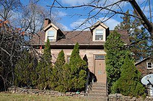Cresskill, New Jersey - Blackledge-Gair House