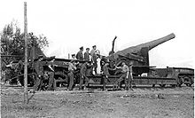 BL 9.2 inch Railway Gun Maricourt September 1916.jpg