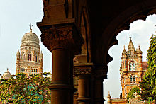 Finials of BMC and CST.