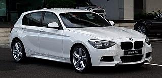 1-series (F20) - BMW
