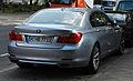 BMW ActiveHybrid 7 L (F02) – Heckansicht, 26. Juni 2011, Ratingen.jpg