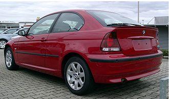 BMW 3 Series Compact - BMW 3 Series Compact (E46)