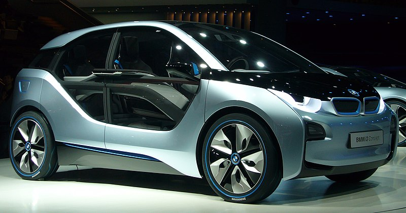 File:BMW i3 (front quarter).jpg