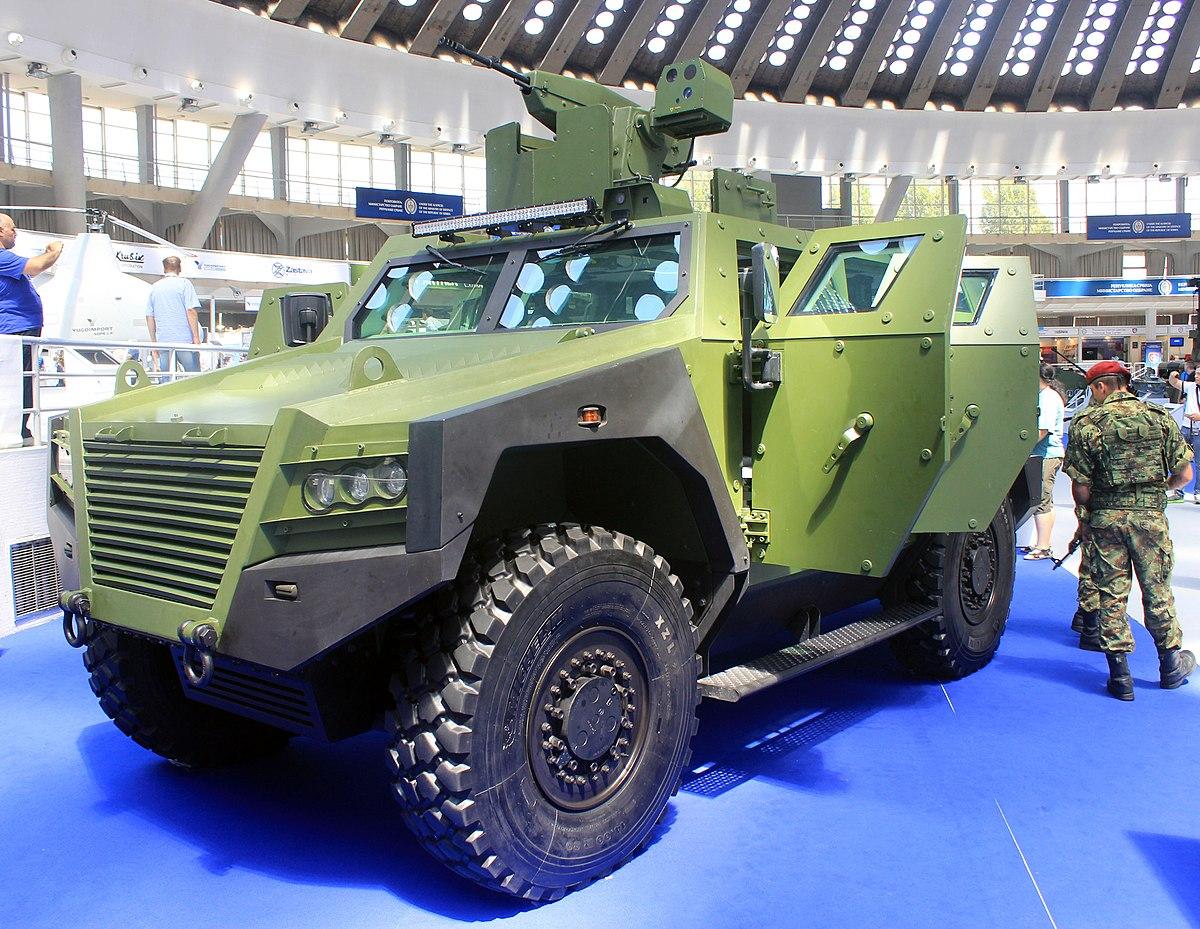 Bov M16 Milo Wikipedia