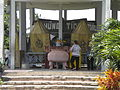 Ba Chuc Bone Pagoda - Detail.JPG