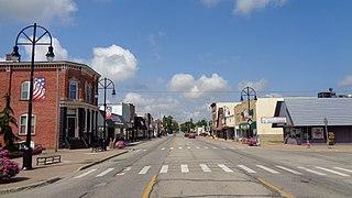 Bad Axe, Michigan City in Michigan, United States