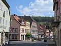 Bad Brückenau, Blick von der B 27 in Richtung Altstadt.jpg