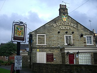 Oakes Park, Sheffield - The Bagshawe Arms