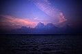 Bahamas 1989 (496) Abendhimmel (24386584784).jpg