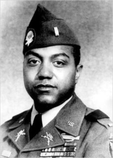 Vernon Baker US Army officer and Medal of Honor recipient (1919–2010)