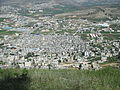 Balata (Nablus) viewed from Joseph lookout point.JPG