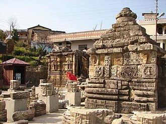 Champawat - Image: Baleshwarmahadev