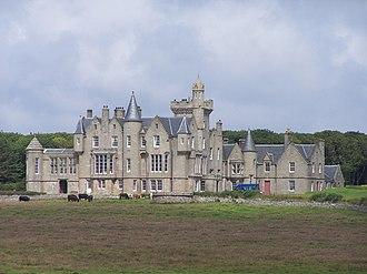 Shapinsay - Balfour Castle