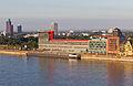 Ballonfahrt über Köln - Rheinauhafen, Kap am Südkai, ECR Offices, Silo 23-RS-4066.jpg