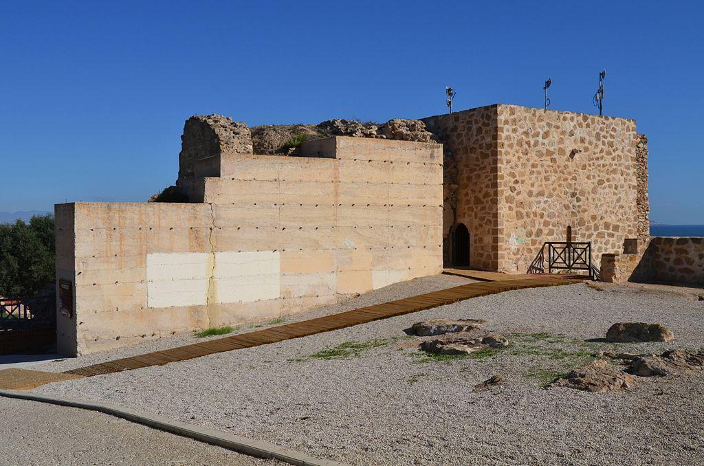 Baluard de la Pólvora, castell de Guardamar del Segura.JPG