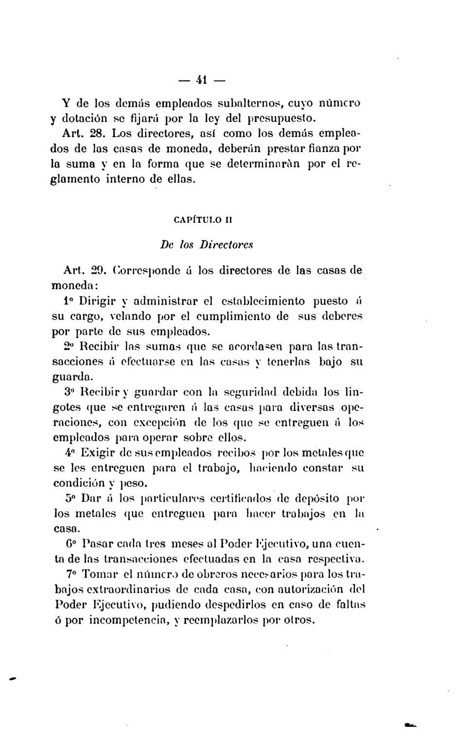 P gina bancos y moneda recopilaci n de leyes y decretos 1854 wikisource - Casa de la moneda empleo ...