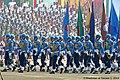 Bangladesh Air Force contingent. (31723810205).jpg