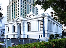 f160f423fa08 Bank Indonesia building in Medan
