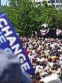 Barack Obama Rally, Portland, Oregon; Tom McCall Waterfront Park (2504391100).jpg