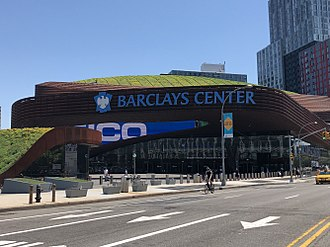 SummerSlam - The Barclays Center in Brooklyn hosted SummerSlam from 2015-2018