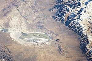 Barköl Kazakh Autonomous County - Image: Barkol Lake, Xinjiang