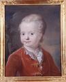 Barn. Porträtt. Nils Brahe - Skoklosters slott - 39362.tif
