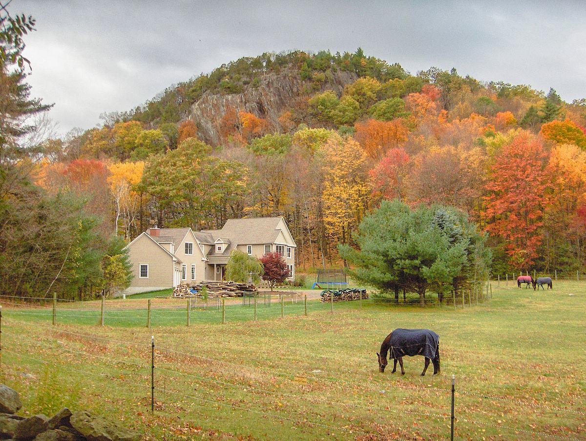 Autumn in New England - Wikipedia