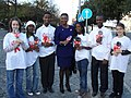 Baroness Amos with Children in Need representatives (2100765432).jpg