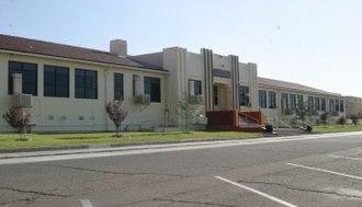 Barstow High School - Image: Barstow High School