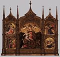 Bartolomeo Vivarini - Triptych - WGA25238.jpg
