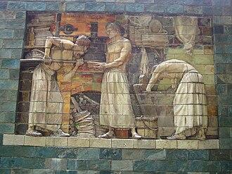 Alexandre Charpentier - bas-relief, Scipio Square, Paris