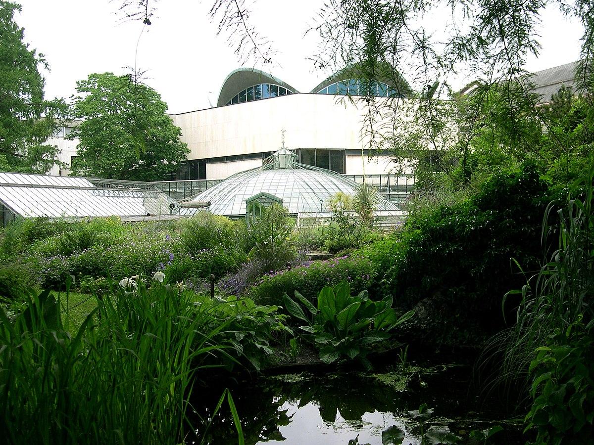 University Of Basel Botanical Garden Wikidata