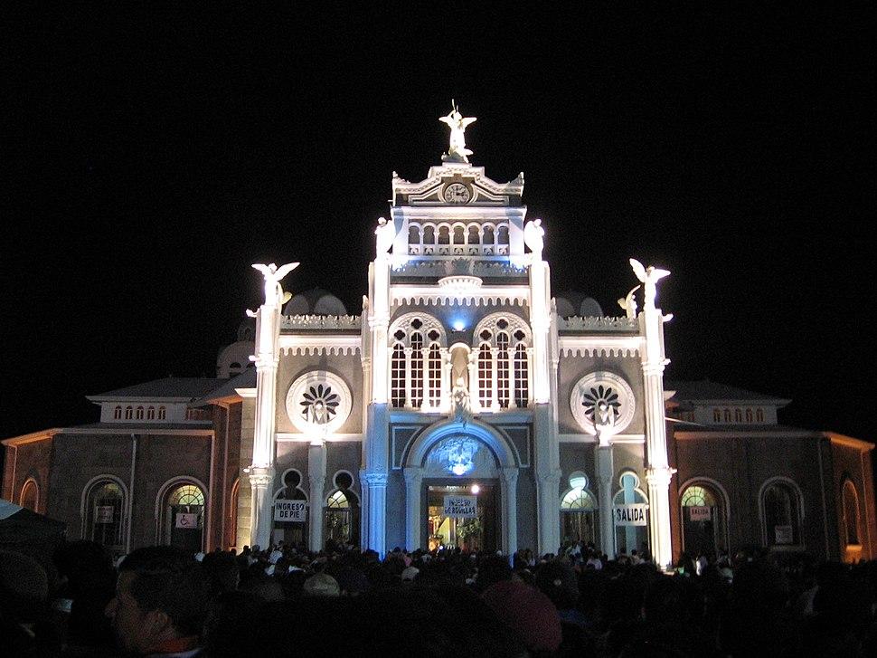 Basilica de los Angeles 2007