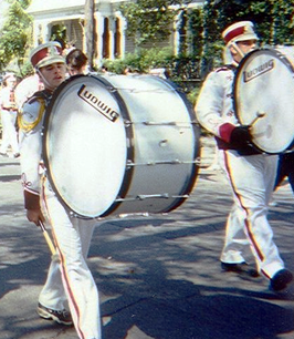 Yamaha Marching Band Snare Drum