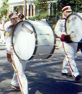 Yamaha Marching Bass Drum Hoop